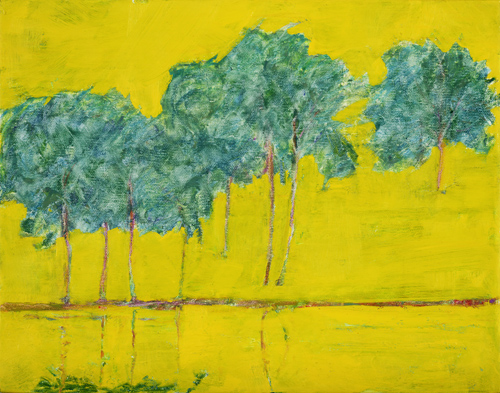 annie dillard paintings